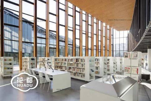 花都新闻 图书馆书架技术参数