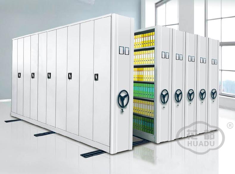 優質檔案室密集檔案柜內外兼修,實力過硬超越同級