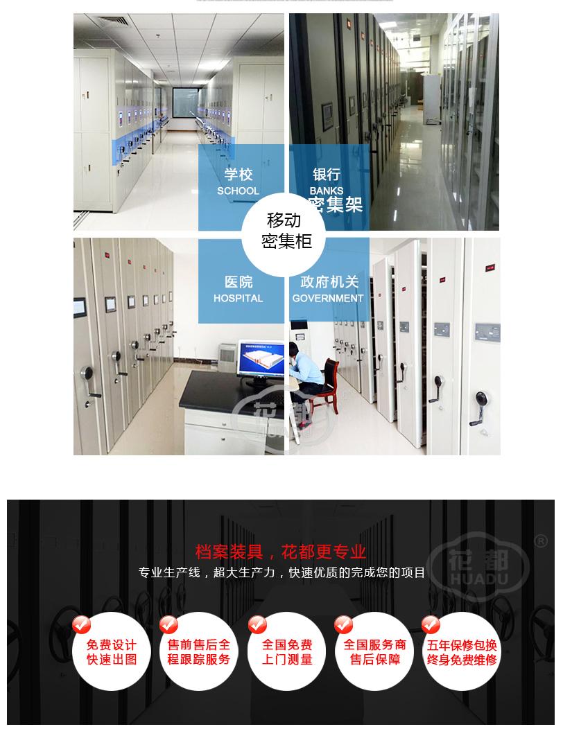 资料密集柜工厂