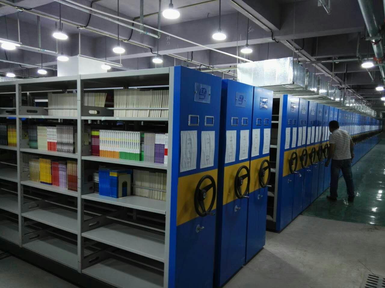 国内密集档案柜加工企业