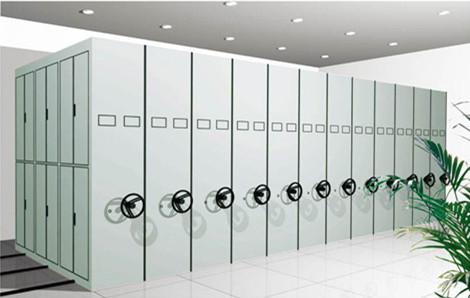 ?軌道式密集檔案柜品牌銷量好的原因?多種鋪設方式可選!