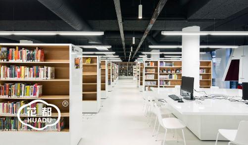 图书馆书架的分类